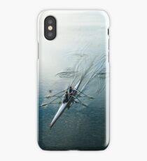 Powering Away iPhone Case/Skin