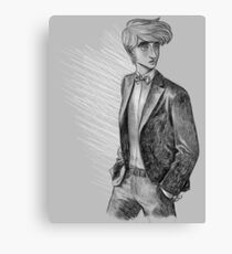 Well-dressed Canvas Print