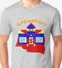 Supermercado Unisex T-Shirt