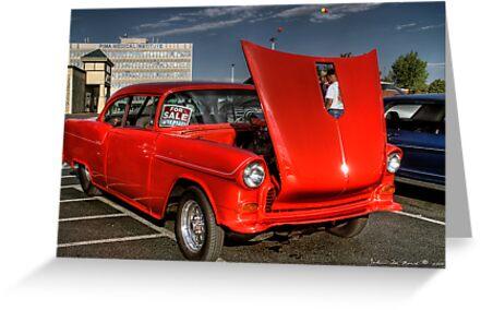 Wanna Race? by John  De Bord Photography