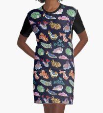 Nudie Cuties Graphic T-Shirt Dress