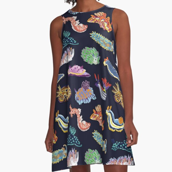 Nudie Cuties A-Line Dress