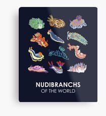 Nudie Cuties Metal Print