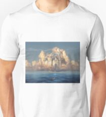 Castle in the Sky or Clouds of Shattered Dreams Unisex T-Shirt