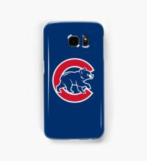CHICAGO CUBS Samsung Galaxy Case/Skin