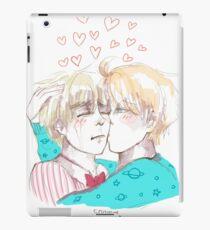 Cute boys iPad Case/Skin