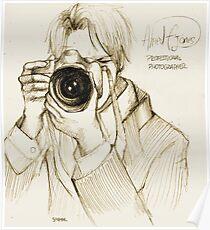 AFJ Professional Photographer Poster