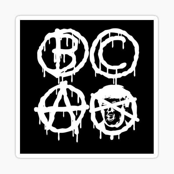 bcat Sticker
