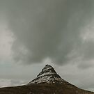 Iceland Kirkjufell Mountain by Leah Flores