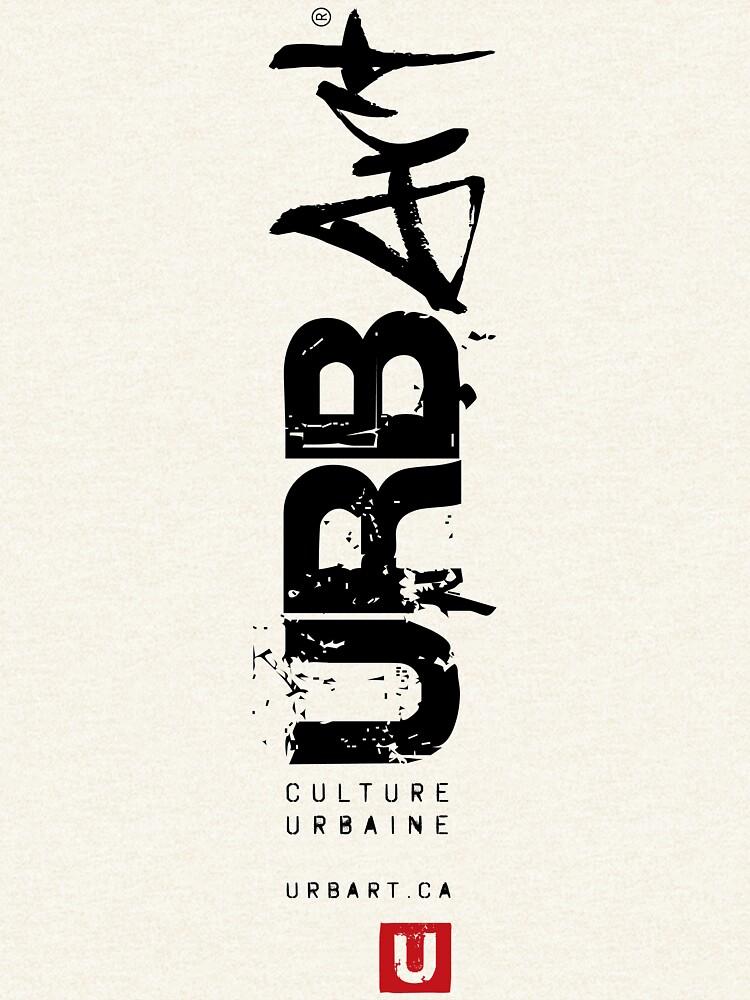«UrbArt® - Zen» par UrbArt