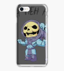 Nyeh heh heh iPhone Case/Skin