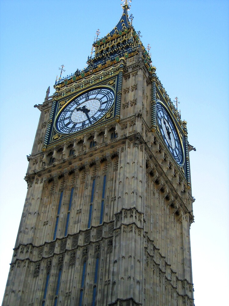 This is NOT Big Ben by pinkblancmange