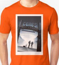 NASA JPL Space Tourism: Ceres Unisex T-Shirt