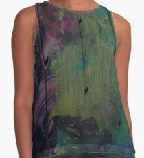 Watercolor Wood Contrast Tank