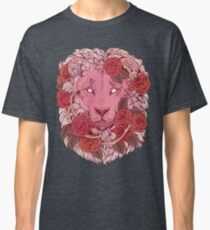 Lion of Roses Classic T-Shirt