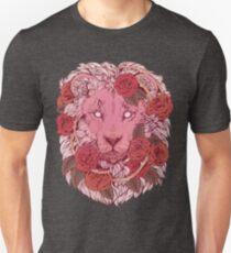 Lion of Roses Unisex T-Shirt