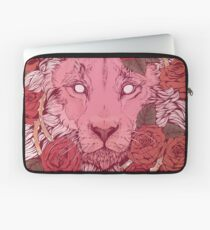 Lion of Roses Laptop Sleeve