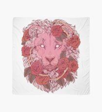 Löwe der Rosen Tuch