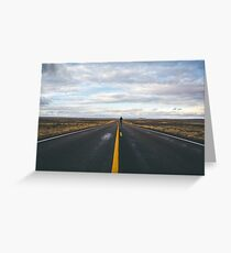 Explore the Open Road Greeting Card
