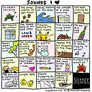Lovely Sounds by Introvert Doodles