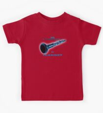 Be Inspired by Clarinet Kids Tee