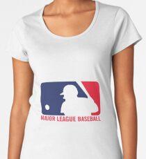 major league baseball Women's Premium T-Shirt