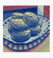 Biscuits still life Photographic Print