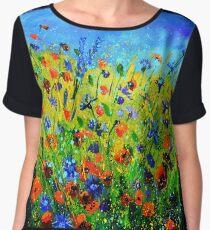 Wild flowers 67714 Chiffon Top