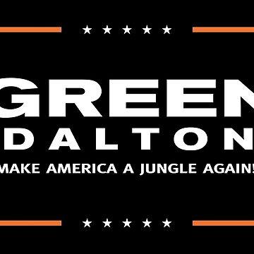 Make America A Jungle Again by MusashinoSports