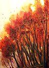 Autumn Blaze by Linda Callaghan