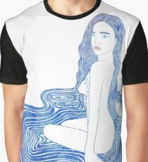 Water Nymph CII Graphic T-Shirt