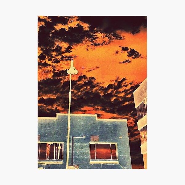 street pop 5230 MELBOURNE Photographic Print