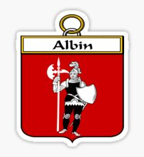 Albin  Sticker