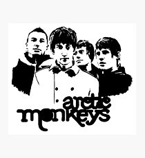 Arctic monkeys Photographic Print