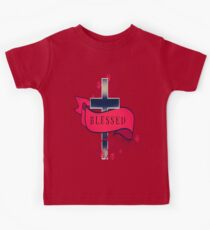 Blessed Cross Kids Tee