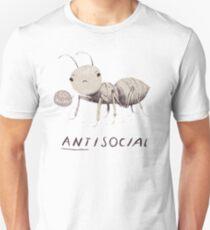 ant-isocial Unisex T-Shirt