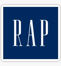 RAP Sticker