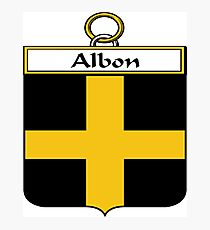Albon  Photographic Print