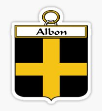 Albon  Sticker