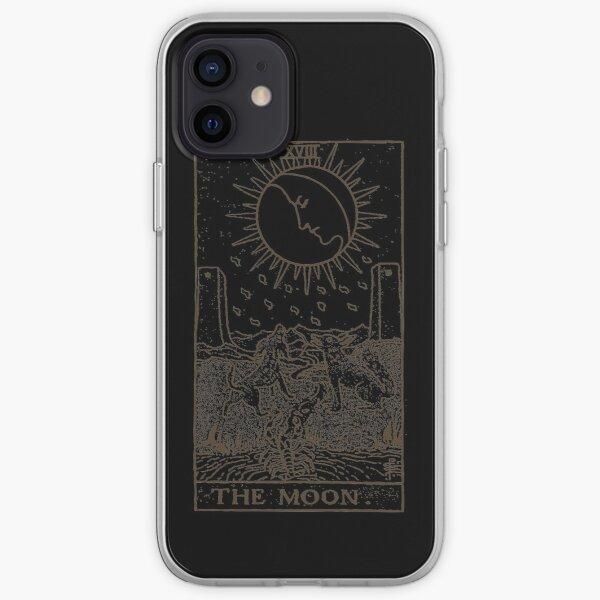 Le Tarot de la Lune Coque souple iPhone