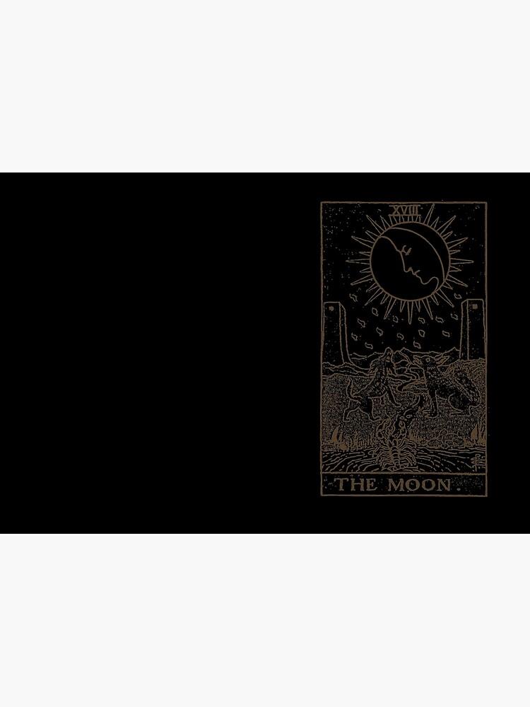 The Moon Tarot by EsotericExposal