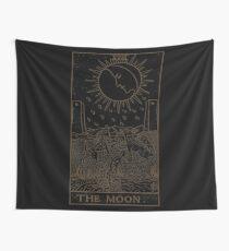 The Moon Tarot Wall Tapestry