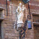 Antwerp - Our Lady - Braderijstraat by Gilberte