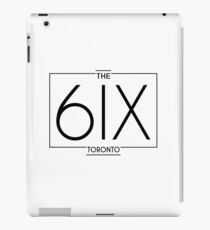 The 6ix iPad Case/Skin