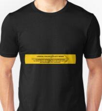 Logical Fallacy - Illicit Minor Unisex T-Shirt