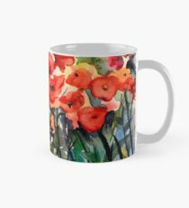 Field of Poppies Mug