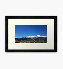 HELP PAY MY COLLEGE TUITION - HILLS Framed Print