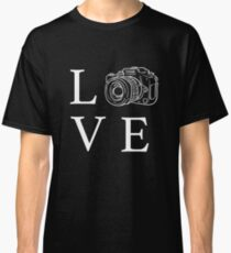 Love Photography Classic T-Shirt