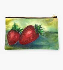 Strawberry Thoughts Studio Pouch