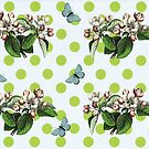 SPRING PATTERN by Tammera